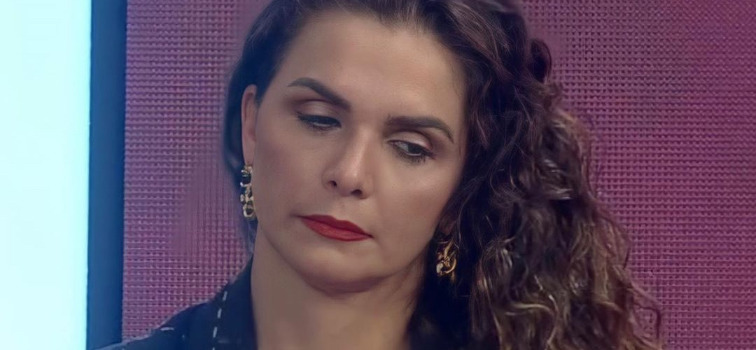 "Luíza Ambiel, participante de ""A Fazenda 12"""