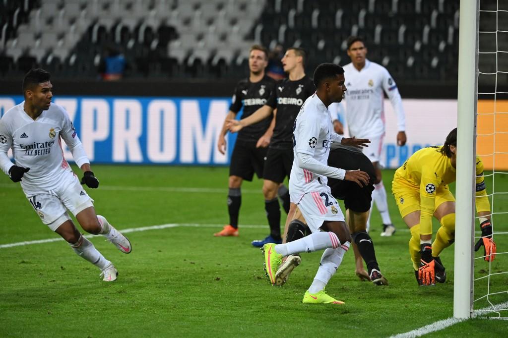 Casemiro deu uma assistência, e fez o gol de empate aos 48 do segundo tempo