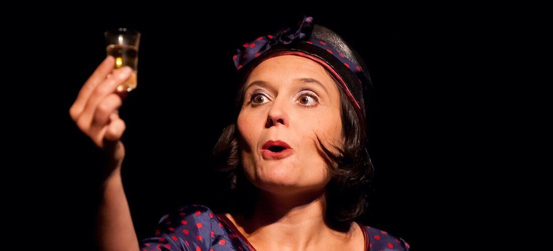 Mezzo-soprano Donatienne Millepied