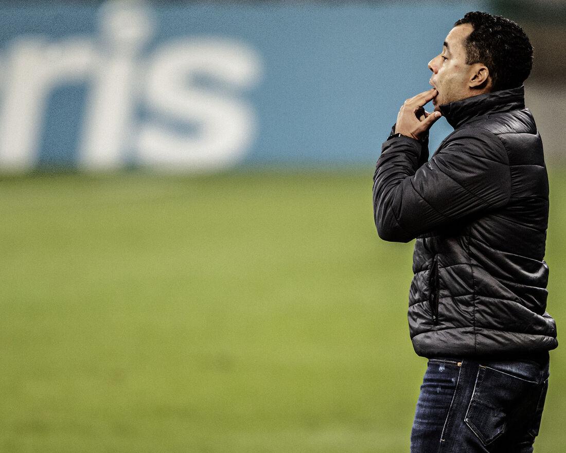Jair Ventura, treinador do Sport