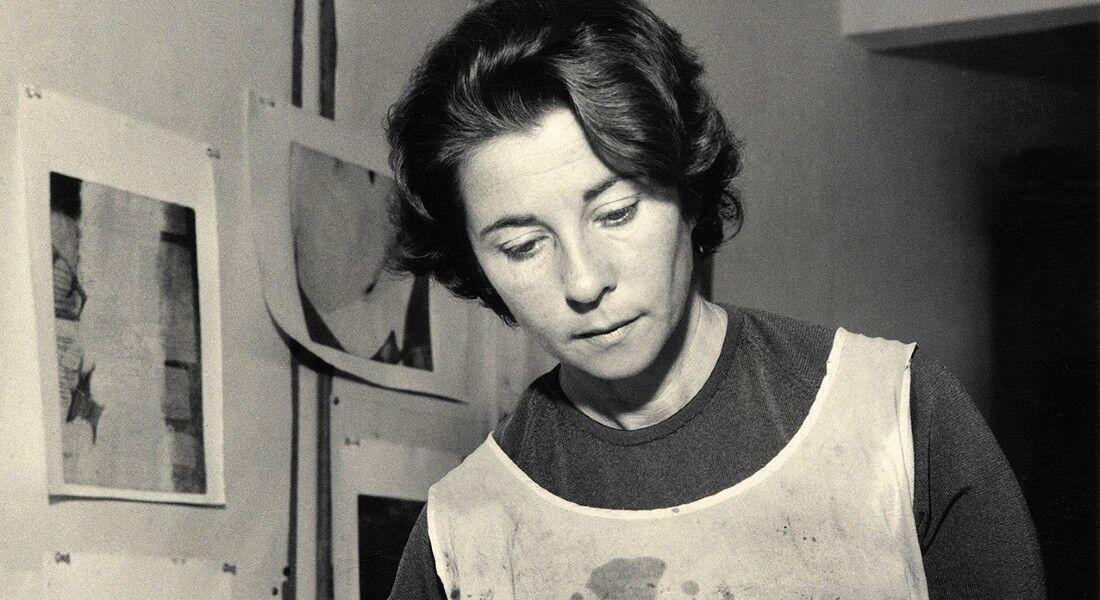 Fayga Ostrower nasceu na Polônia, mas passou maior parte da vida no Brasil