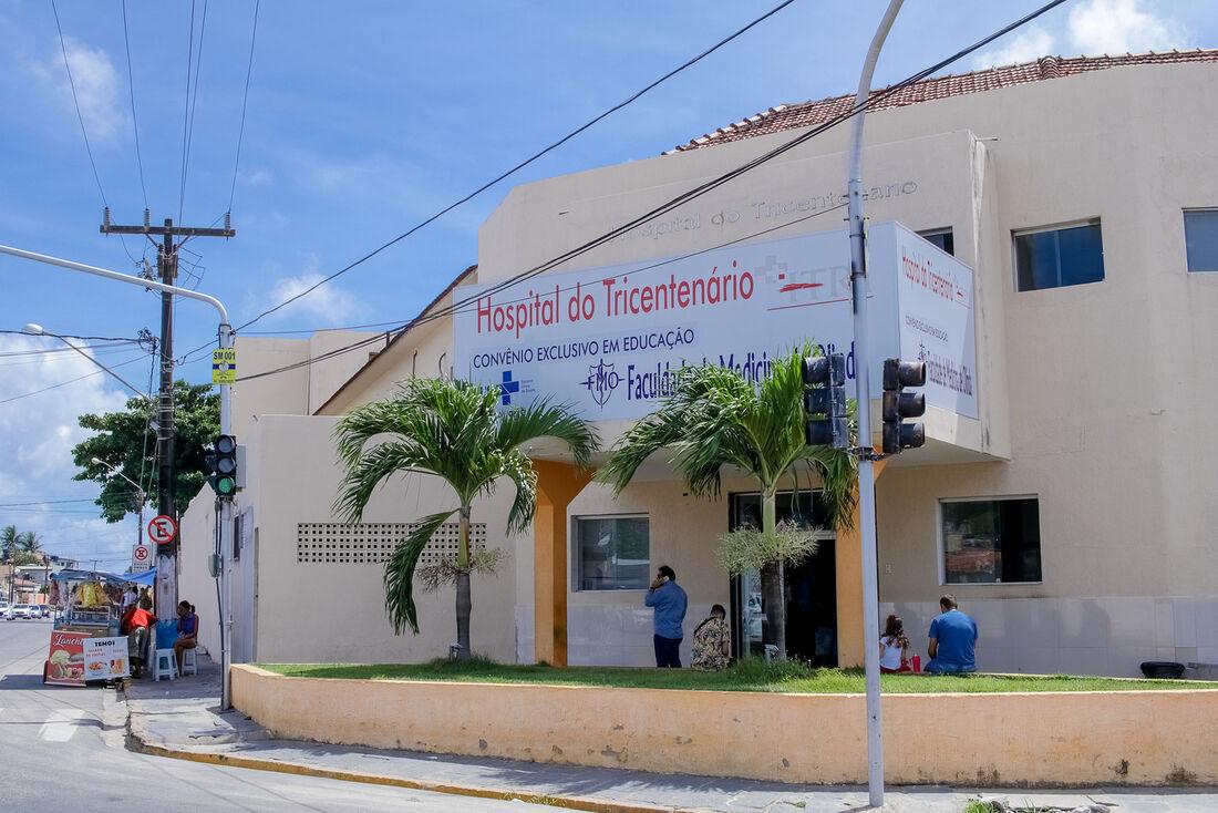 Hospital do Tricentenário, em Olinda