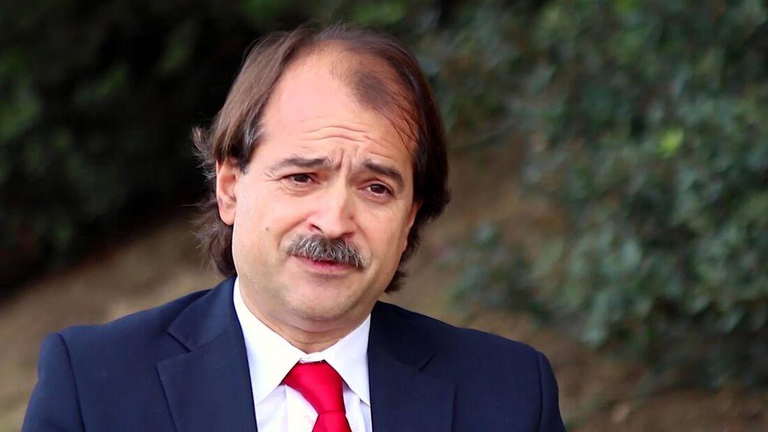 John Ioannidis, 55, é professor de medicina, epidemiologia e estatística da Universidade Stanford