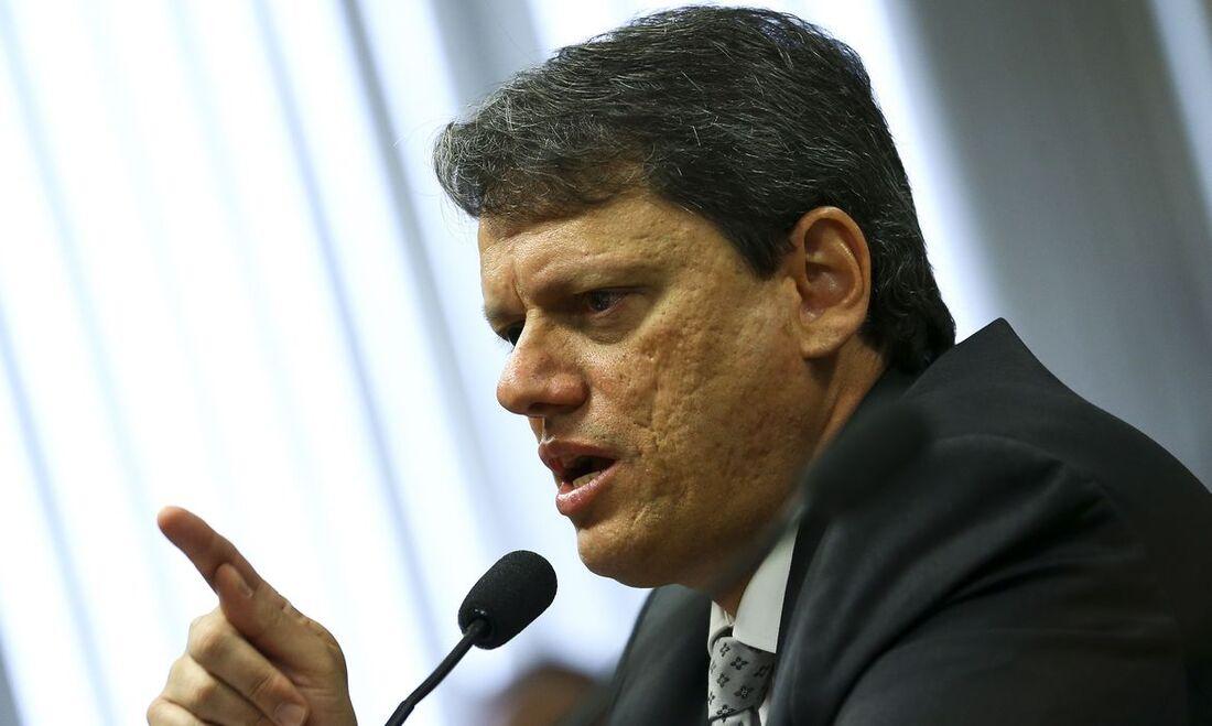 Ministro Tarcísio Freitas