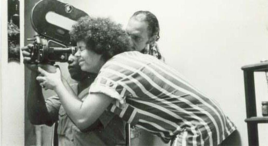 Adélia Sampaio, primeira cineasta negra a dirigir um longa nacional