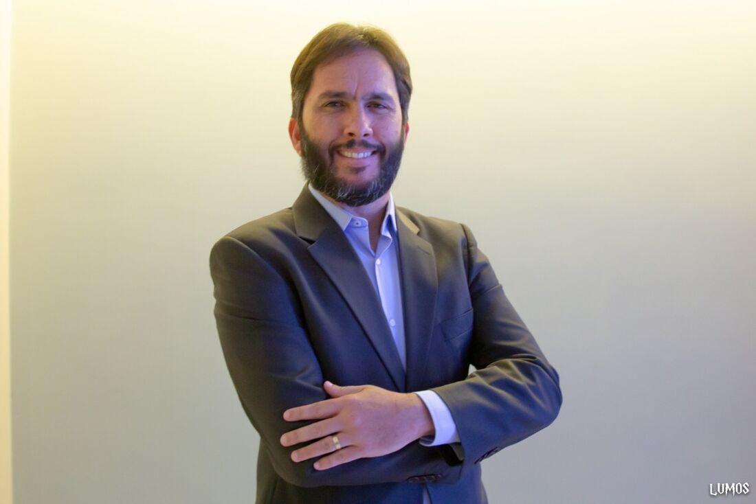 Rodrigo da Fonte, presidente da HospitalMed