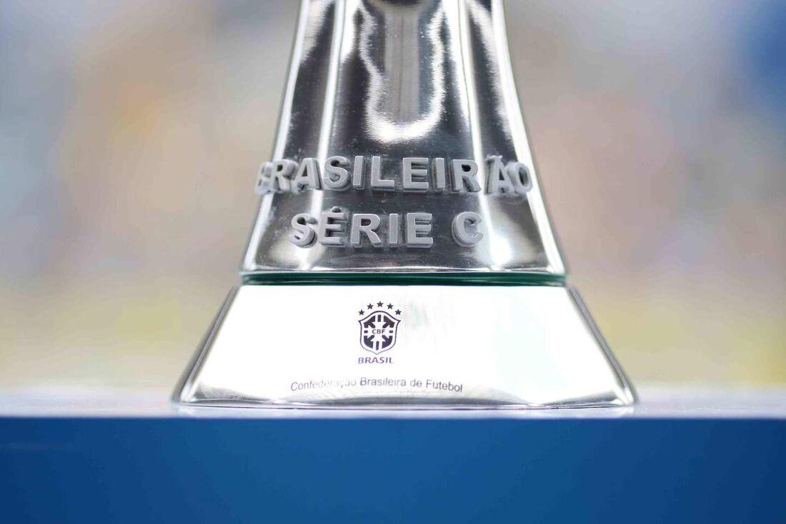DAZN transmite cinco jogos da Série C, quatro no fim de semana e um na segunda