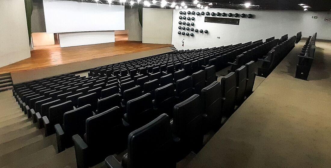 Teatro Beberibe, em Olinda