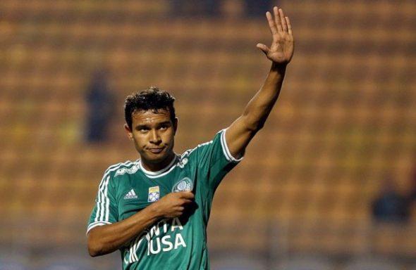 Vinicius foi formado na base do Palmeiras