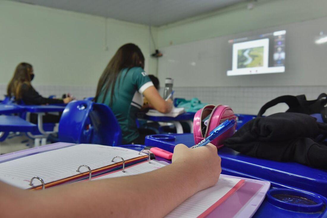 Retorno das aulas em escolas particulares de Pernambuco