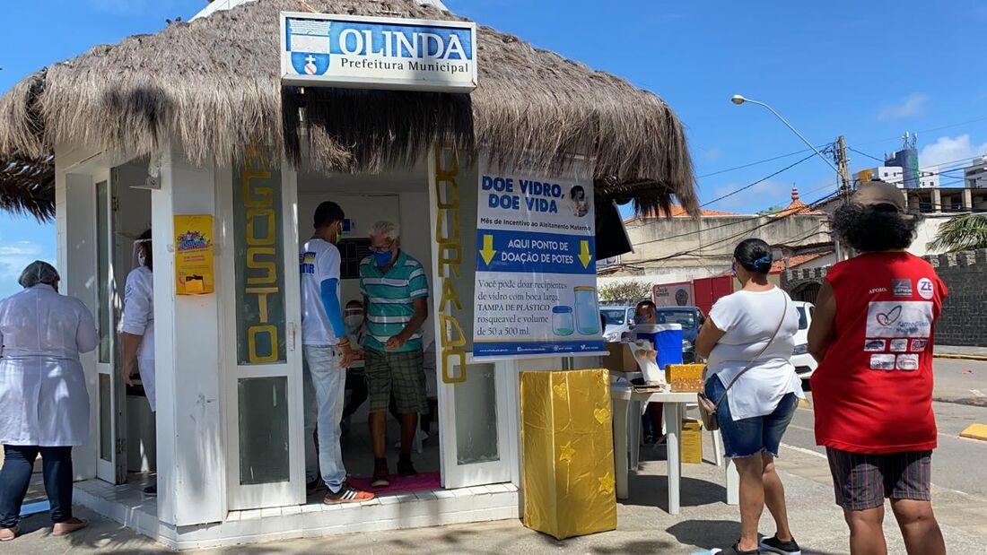 Secretaria de Saúde de Olinda programou uma série de atividades gratuitas neste sábado (17)