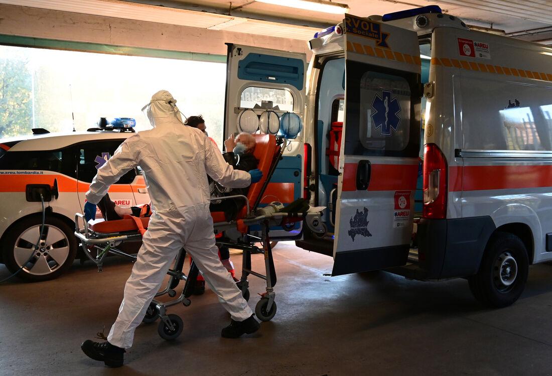 Itália é um dos paises que enfrentam uma segunda onda de infecções pelo novo coronavírus