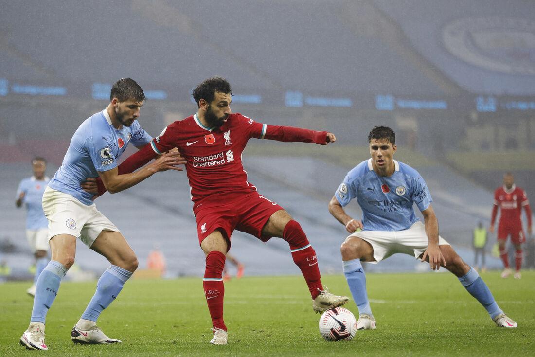 Astro do Liverpool, Mohamed Salah