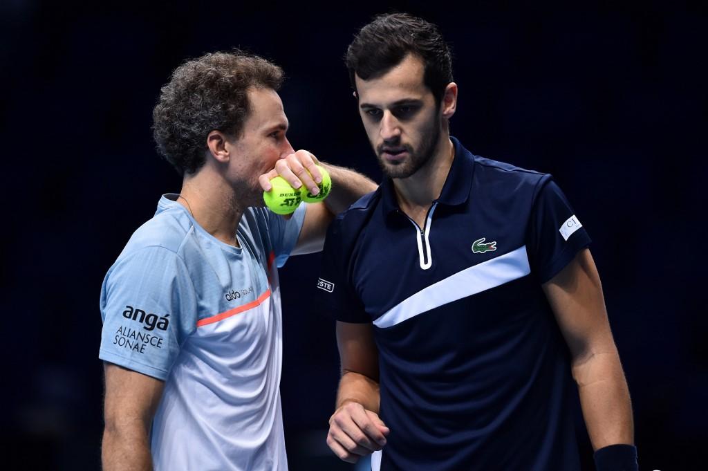 O resultado não foi suficiente para a equipe de Bruno Soares avançar às semifinais do ATP