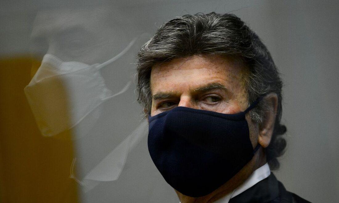O presidente do Conselho Nacional de Justiça (CNJ), ministro Luiz Fux