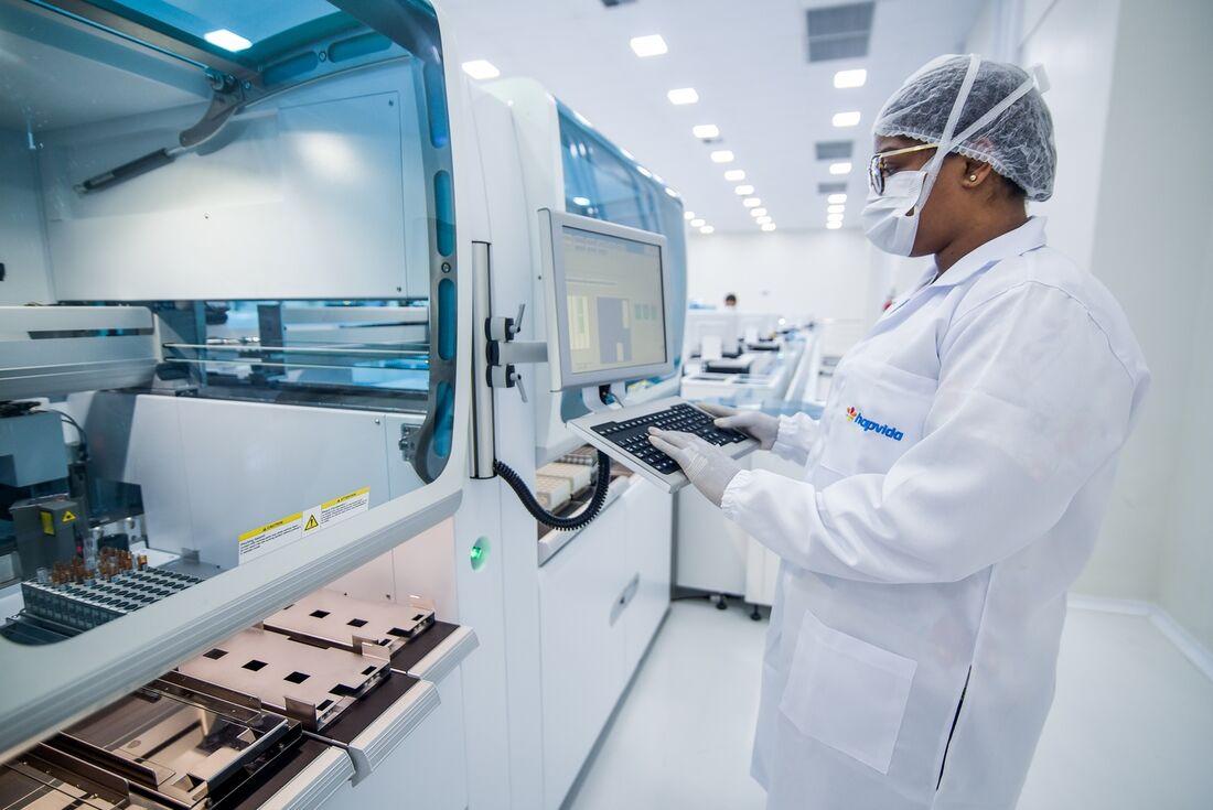 Núcleo Técnico Operacional tem capacidade para processar cerca de 2,6 milhões de análises por mês