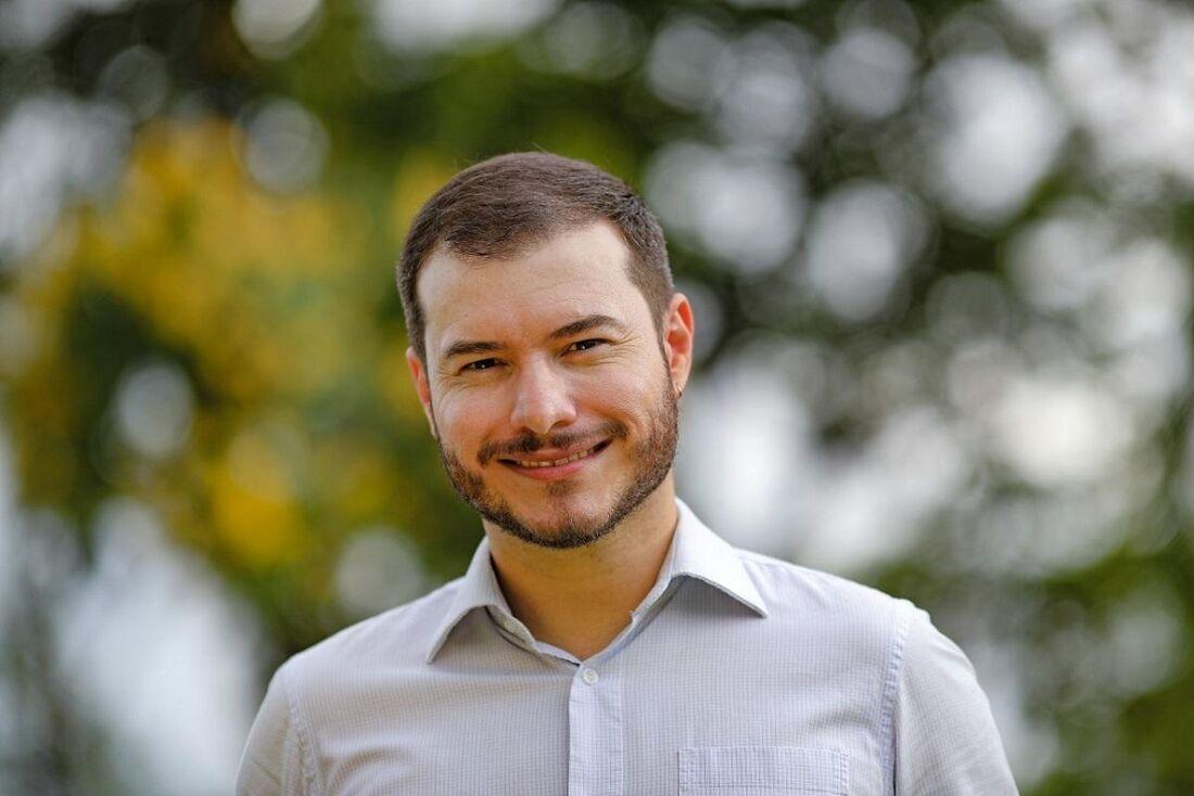 Juliano Medeiros, presidente nacional do Psol