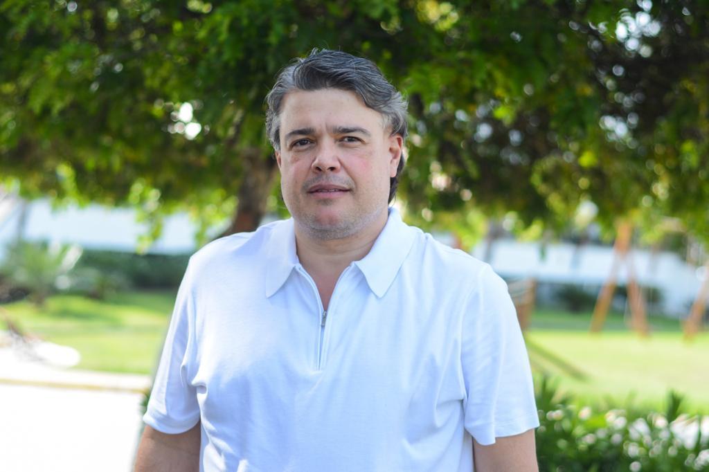 Delmiro Gouveia, candidato à presidência do Sport