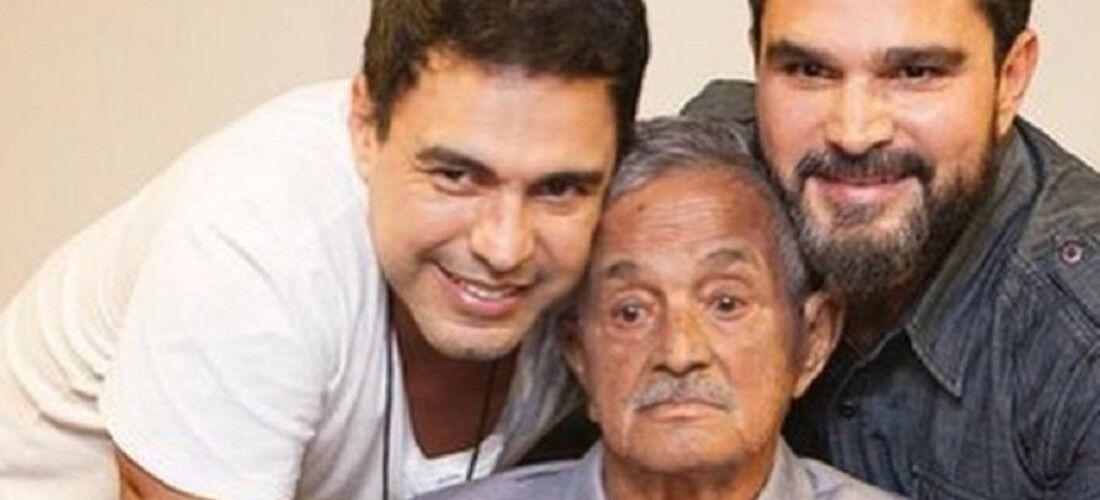 Zezé, Francisco e Luciano Camargo