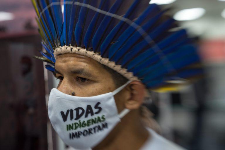 Plano Emergencial de Enfrentamento à Pandemia destinado aos povos indígenas, quilombolas e demais povos e comunidades tradicionais.