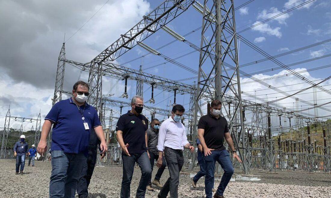 Segundo o ministro de Minas e Energia, Bento Albuquerque, a carga completa poderá voltar ao normal até 26 de novembro