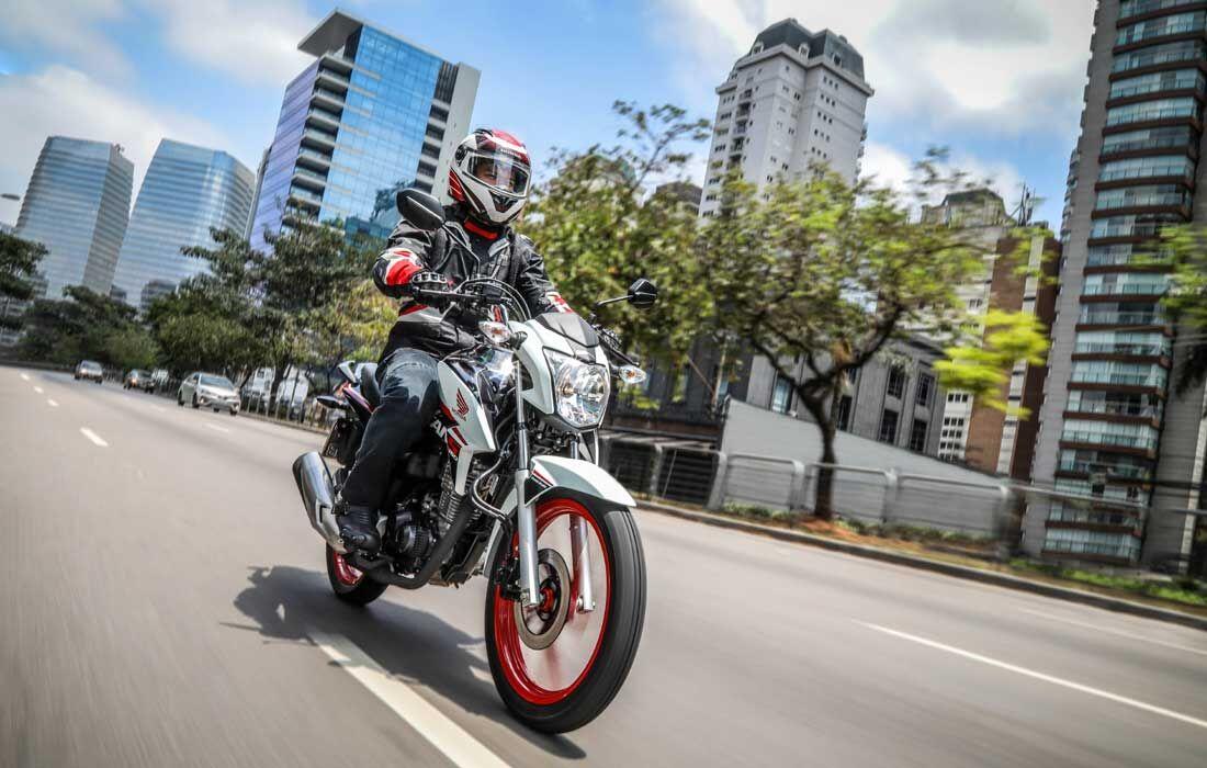 Moto da Honda