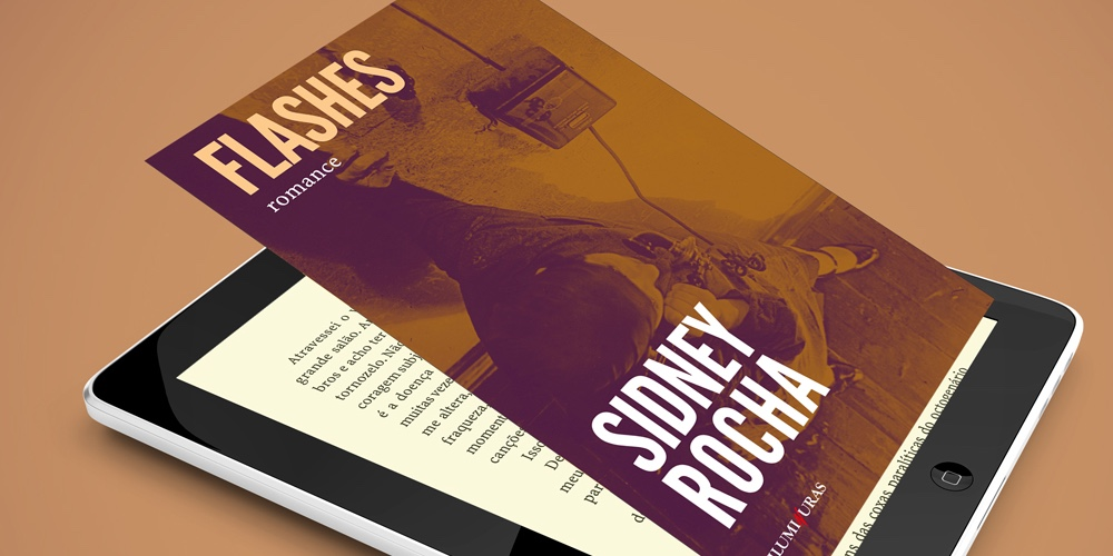 """""""Flashes"""", de Sidney Rocha"""