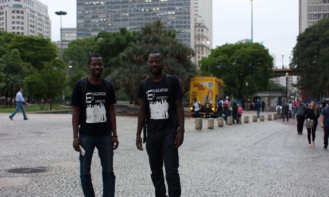 Refugiados no Brasil