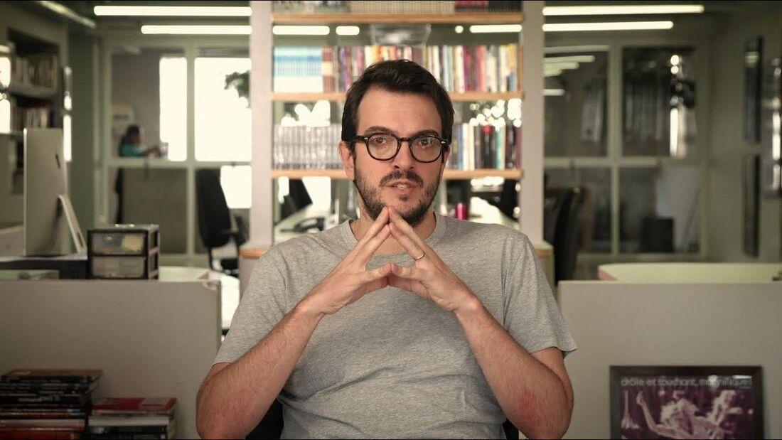 Rodrigo Teixeira, produtor de filmes
