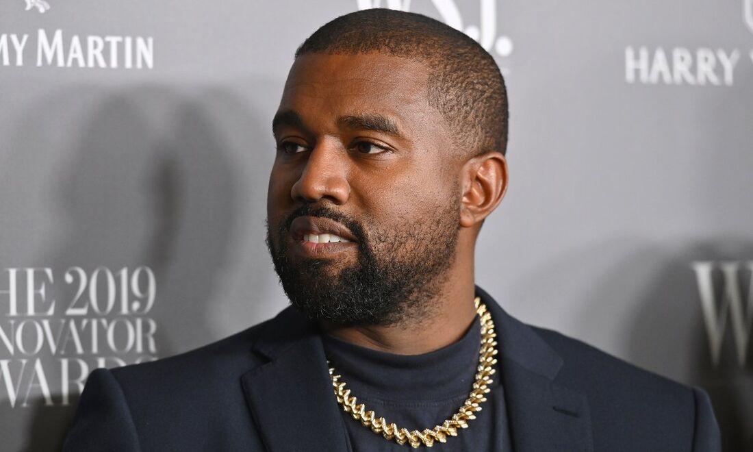 Kanye West, cantor e ex-candidato à presidência dos EUA