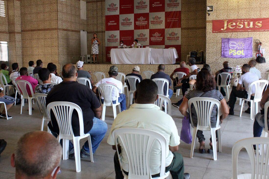 Assembleia dos Rodoviários e Rodoviárias do Recife e RMR