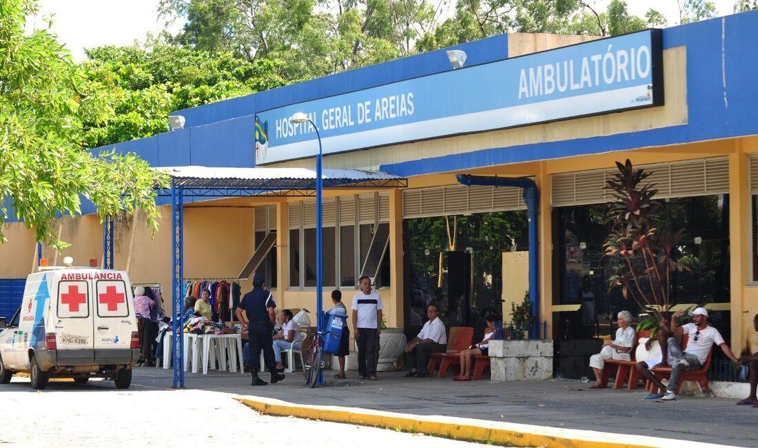 Hospital Geral de Areias, no Recife