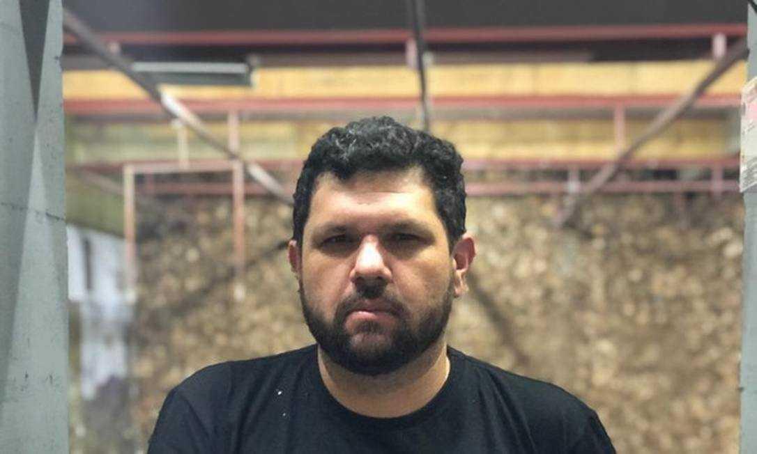 Oswaldo Eustáquio, blogueiro bolsonarista