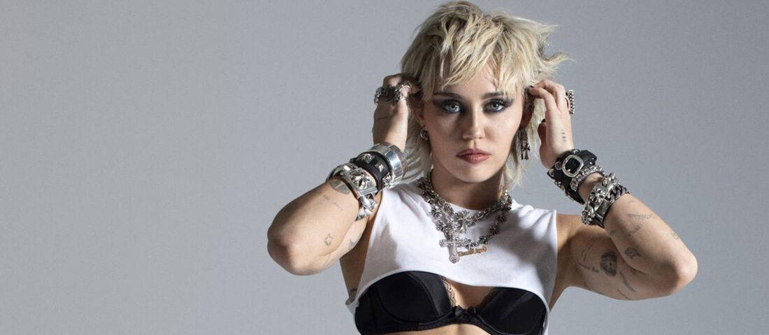 Miley Cyrus lança novo disco