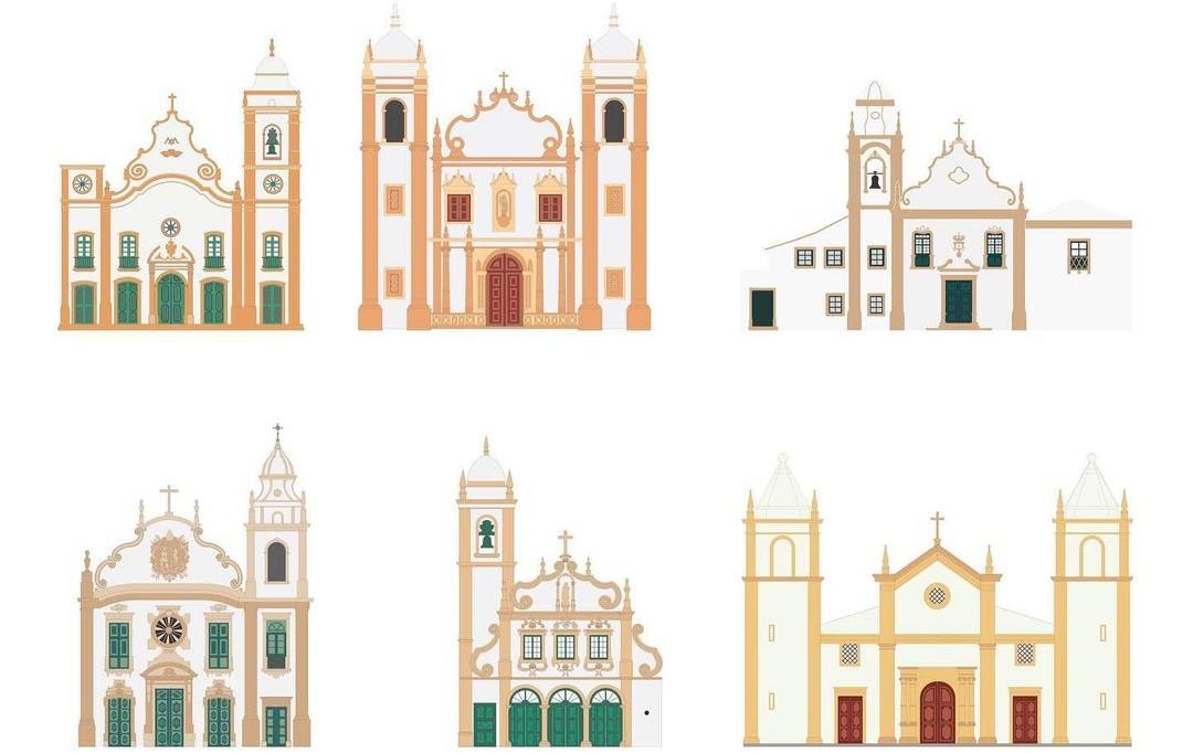 Projeto beneficiará igrejas de Olinda