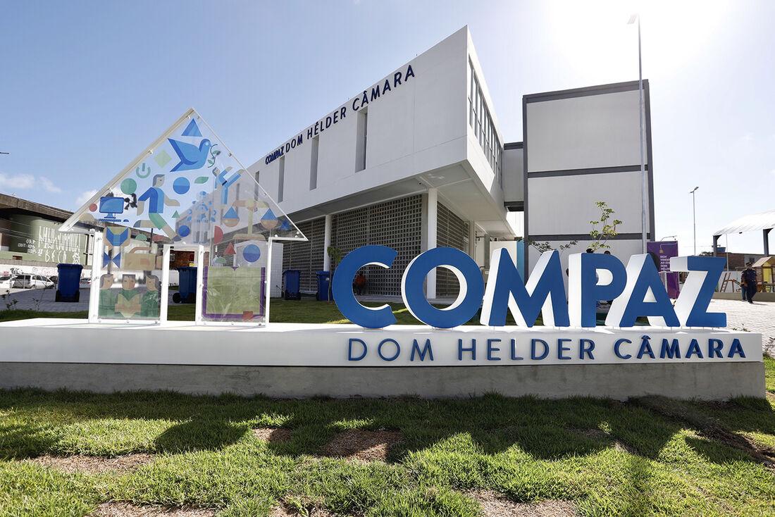 Compaz Dom Helder Camara