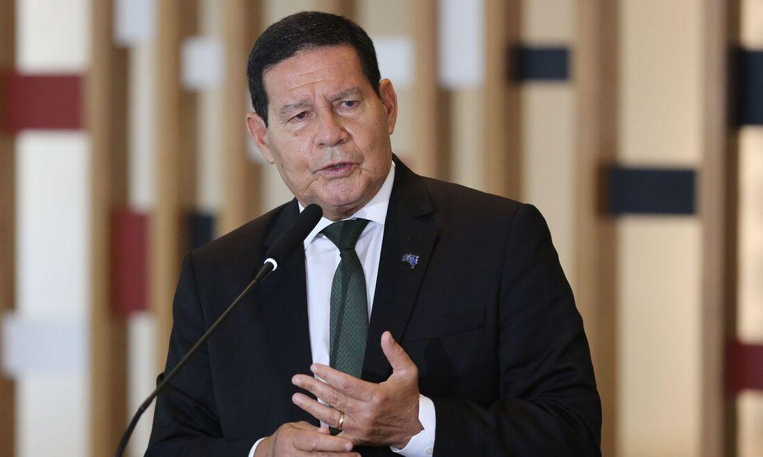 Vice-presidente está em isolamento no Palácio do Jaburu
