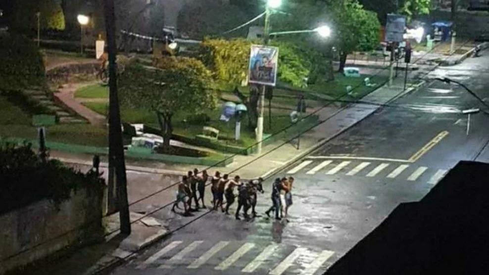 Reféns de assalto à banco em Cametá, Pará