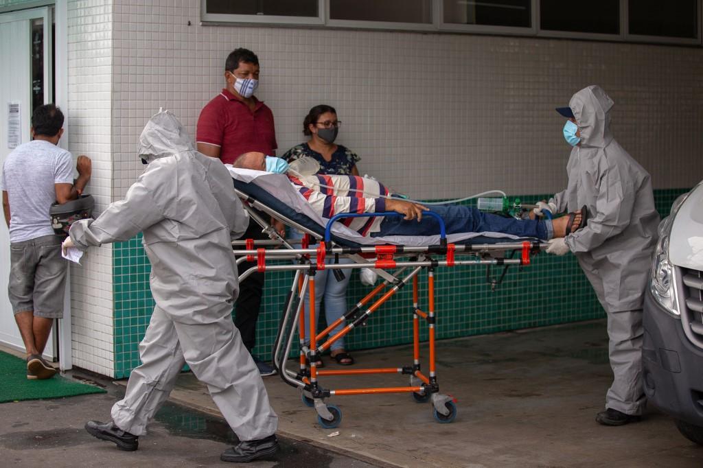 Manaus é uma das cidades mais atingidas pelo vírus desde o início da Pandemia