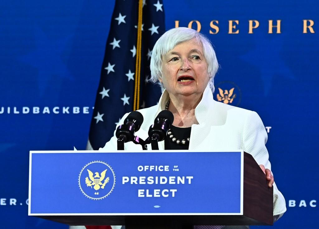 Janet Yellen, ex-presidente do Federal Reserve (Fed, banco central americano)