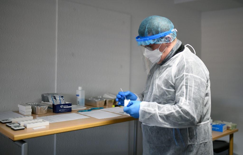 Laboratório na Alemanha