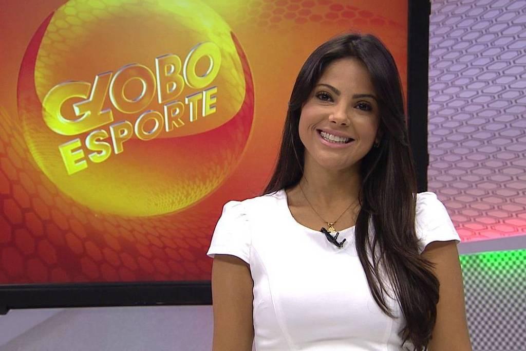 Carina Pereira, ex-apresentadora da Globo