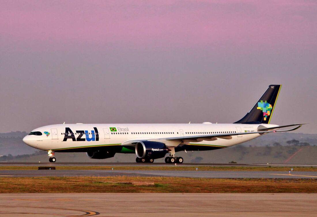 Avião do modelo Airbus A330neo será usado pela companhia na operação