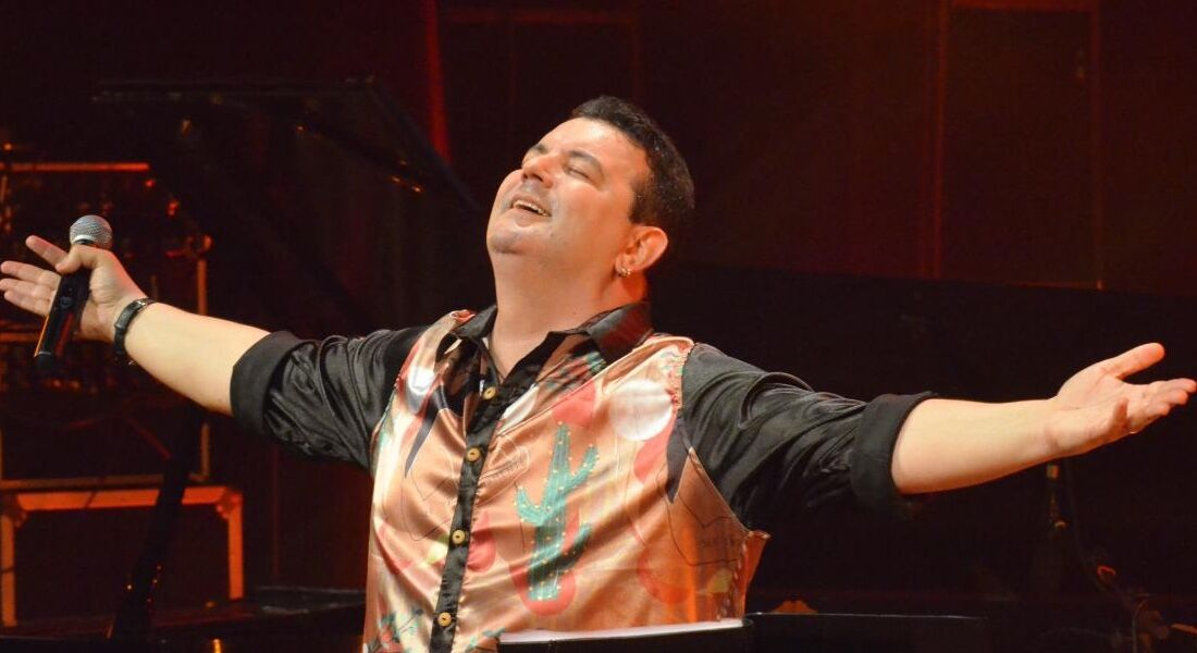 André Rio, cantor e compositor