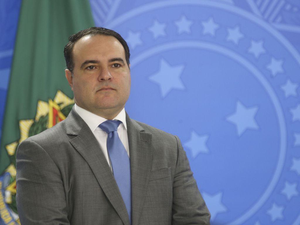 Ministro do TCU Jorge Oliveira