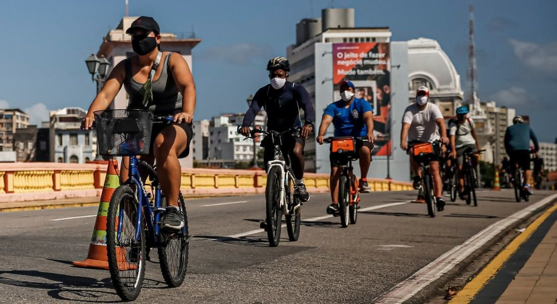 As ciclofaixas, abertas aos domingos para o turismo, serão fechadas para melhorar o fluxo de carros