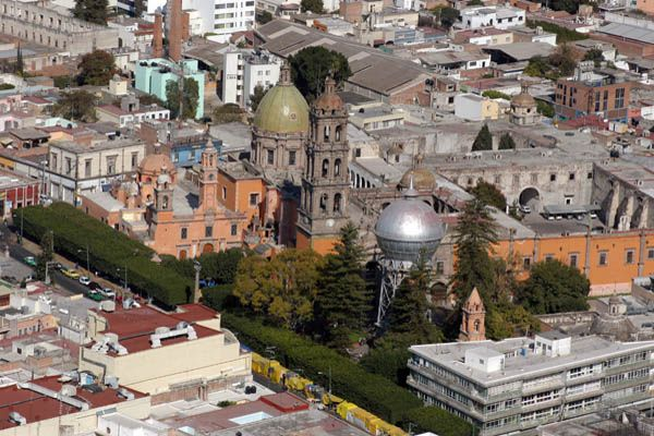 Celaya, no México