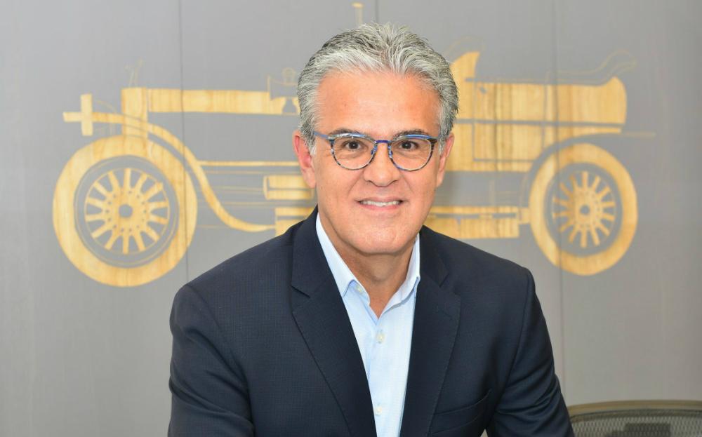 Luiz Carlos Moraes, presidente da Anfavea