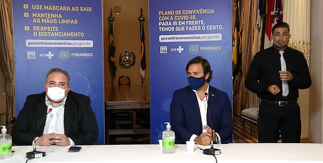André Longo e Rodrigo Novaes