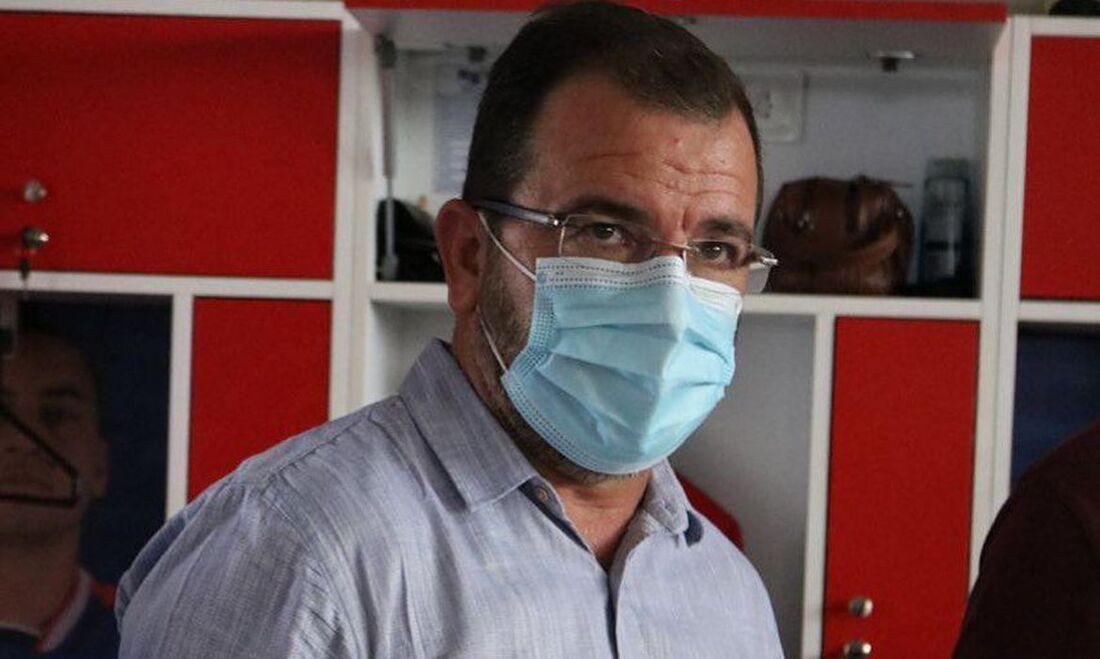 Enderson Moreira, ex-técnico do Fortaleza